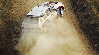 The King of Rallying Juha Kankkunen - with pure engine sounds