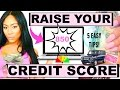How To Raise Your Credit Score FAST | Credit Repair Secrets to a Perfect Score!