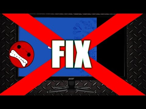 How To: Remove Black Bars on Edges of TV/PC Monitor - (Second Screen) *FIX* [HD/60FPS]