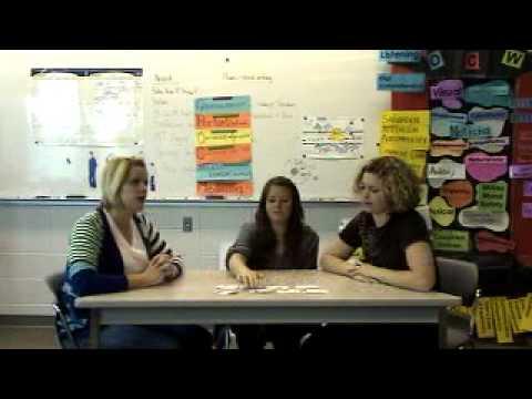 Classroom Activity: Listen & Sequence