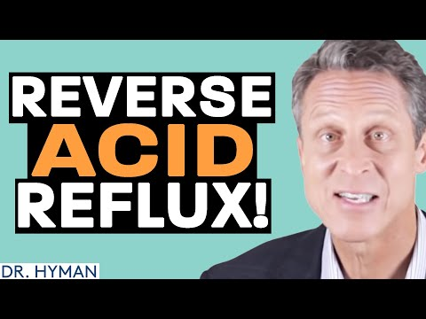 House Call: 7 Steps To Reverse Acid Reflux