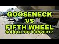 Ultimate Gooseneck vs Fifth wheel hitch for RV showdown