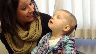 See The Amazing Moment When Deaf Babies Hear For The First Time || BEST Babies Compilation
