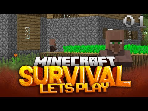 Minecraft: Survival Let's Play Ep.1
