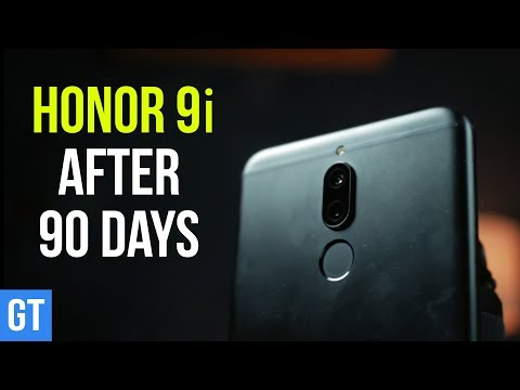 Huawei Honor 9i Review After 90 Days (Long Term)