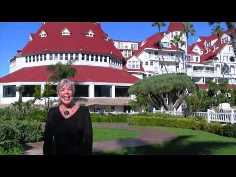 Hotel del Coronado - Coronado Island, San Diego, California