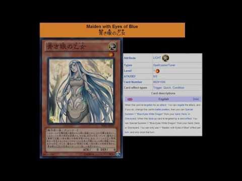 YGO News: Structure Deck Saga of the Blue-Eyes White Dragon
