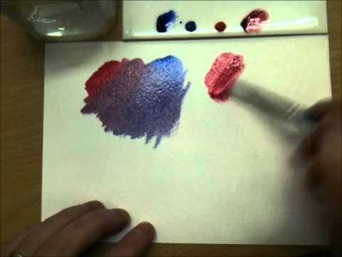 Mixing Violets.wmv
