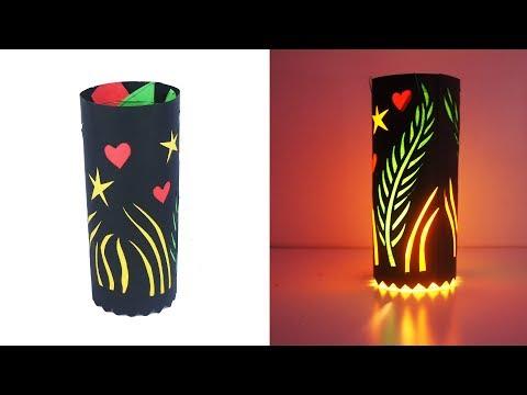 DIY Glass Lamp Ideas - Tcraft