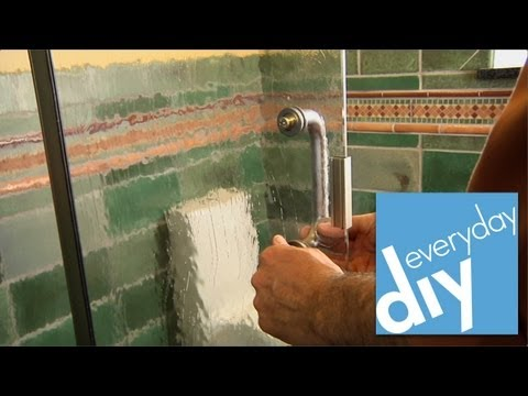 How to Install a Shower Door -- Buildipedia DIY
