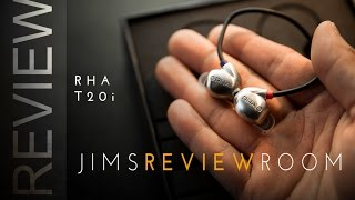 RHA T20i $250 Earphone - REVIEW