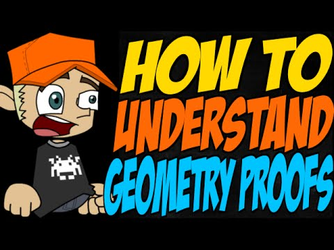 How to Understand Geometry Proofs