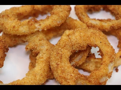 Crispy Onion Rings Recipe - How to Make the Best Onion Rings