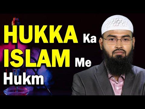 Hukka - Hookah Peena Kya Jayez Hai Isliye Ke Bohot Sare Nawjawan Use Pee Rahe Hai By Adv. Faiz Syed