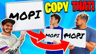 2HYPE Copy That Exactly As You See Challenge!!