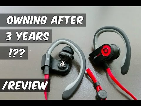 PowerBeats2 Review/ Owning It After 3 Years