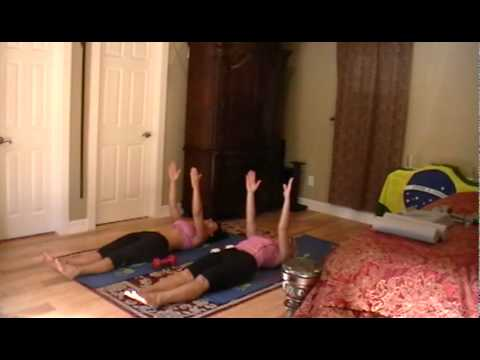 Free Hot Brazilian Total Body Workout