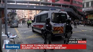 Hong Kong Police Shoot Two Protesters, Calls for Flash Mob in Center of City