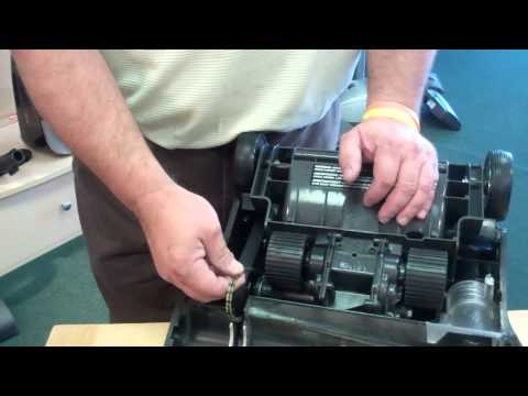 How To Replace Hoover Windtunnel Belt Littleton Colorado