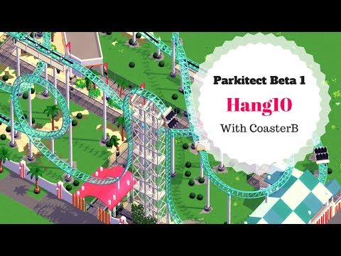 Parkitect Beta 1 - A NO MODS build and Steam Download