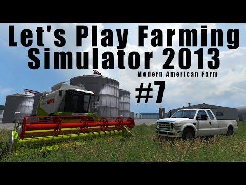 Farming Simulator 2013 S4E7 hay abound