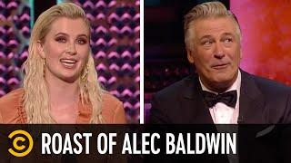 Ireland Baldwin Gives Her Dad Some Tough Love - Roast of Alec Baldwin