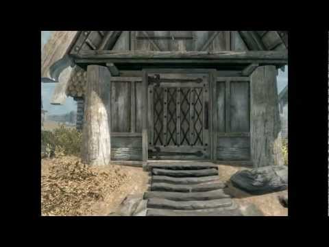 Skyrim how to buy a-house