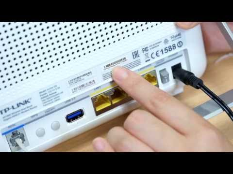 TP-Link Modem Routers | Wireless Dual Band Modem Router Setup Tutorial Video