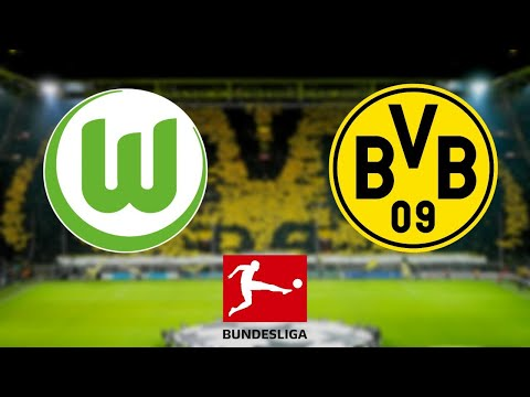 Wolfsburg vs DORTMUND Live Football Watchalong Bundesliga borussia dortmund vs wolfsburg live