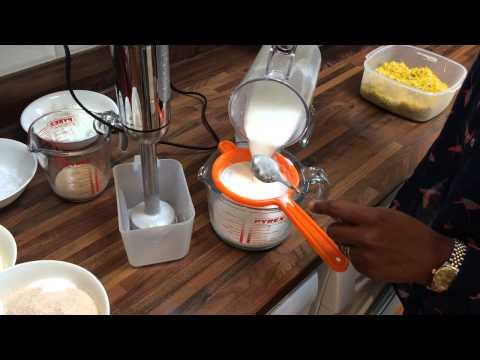 How to make Coconut Milk & Coconut Cream
