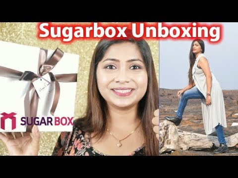 SUGARBOX - October 2017 | Wanderlust Edition Unboxing | RABIA SKIN CARE