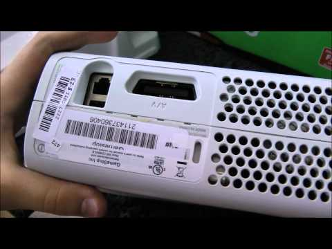 Xbox 360 Gamestop Refurbished Unboxing 2