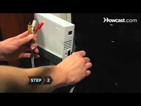 How to Install a Nintendo Wii