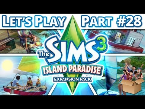 Let's Play The Sims 3 - Island Paradise - Part 28
