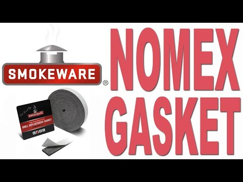Smokeware's Nomex Gasket for the Big Green Egg