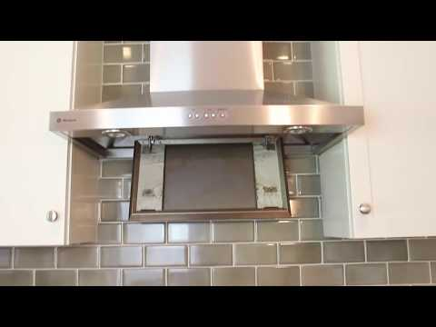 How to Clean a Greasy Range Hood and Filter (AMAZING!!) -- by Home Repair Tutor