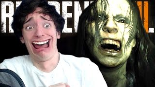SCARIEST MOMENTS OF RESIDENT EVIL 7! (Funny Moments Montage)