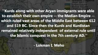 Scholars And Historians On Medes And Kurds