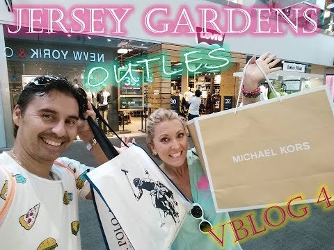 OUTLETS JERSEY GARDENS - VBLOG 4 - NUEVA YORK