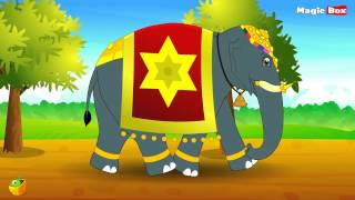 Gadhavu Medakku & More | Telugu Rhymes For Kids | 2D Animation | Children Compiled Cartoon Songs
