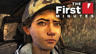 The First 16 Minutes of Telltale