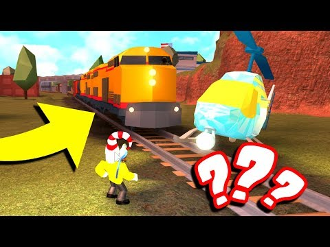 CAN YOU STOP THE NEW JAILBREAK TRAIN?