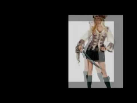 Buy Sexy Vixen Pirate Adult Wench Halloween Costumes