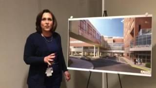 Expanded emergency department will accommodate more patients