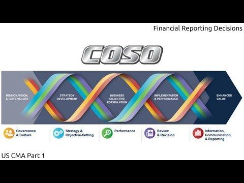 COSO | Cost Managment| US CMA Part 1| US CMA course
