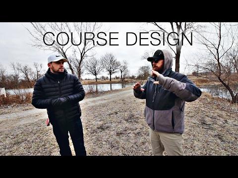 Disc Golf Course Design Chanute Consultation