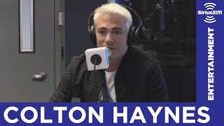 Colton Haynes I Was Told I Couldnt Be a Gay Actor  SiriusXM  Radio Andy