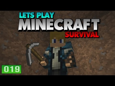 Lets Play - Minecraft Survival - 'I ALMOST DIED!' (Version 1.8.3) #19