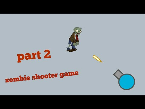 How to do a zombie shooter game in scratch PART 2