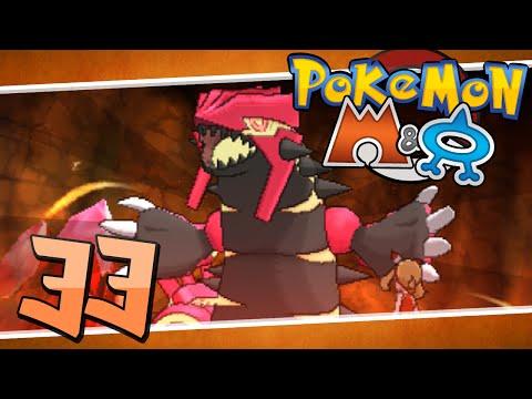 Pokémon Omega Ruby - Episode 33 | Primal Groudon!